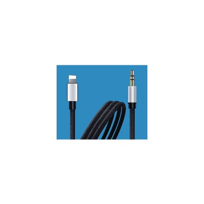 Lightning to AUX车载音频线 Lightning to AUX car audio cable