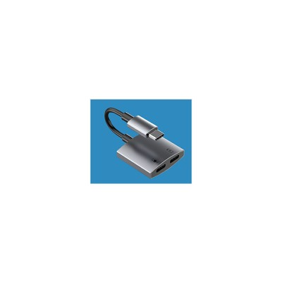Type-c+type-c数字音频PD快充转接线 Type-c+type-c digital audio PD fast charg and transfer cable